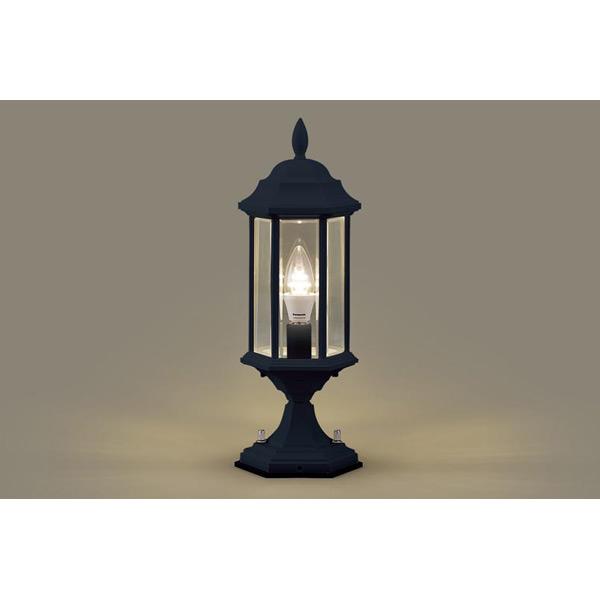 (代引不可)パナソニック LGW56905B 門柱灯 LED(電球色) (A)