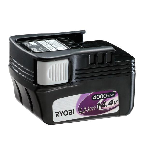 (台数限定・代引不可)RYOBI(リョービ) 14.4V バッテリー B-1440L(6406431) (A)