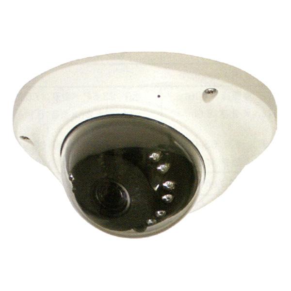 (送料無料・代引不可)DAITOKU(ダイトク) グランシールド ドーム型固定レンズセキュリティーカメラ HDF-1004(オプションレンズHDF-03-OL2.8付) (L)