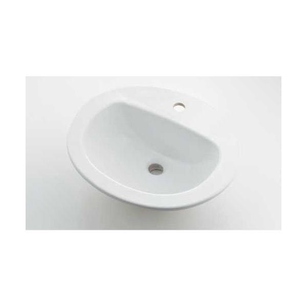 (送料無料(一部地域除く)・代引不可)カクダイ 丸型洗面器 #CL-WB1506 (L)