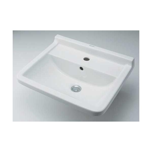 (送料無料(一部地域除く)・代引不可)カクダイ 壁掛洗面器 #DU-0300550000 (L)