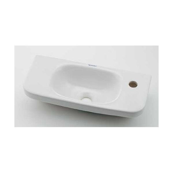 (送料無料(一部地域除く)・代引不可)カクダイ 壁掛手洗器 #DU-0713500008 (L)