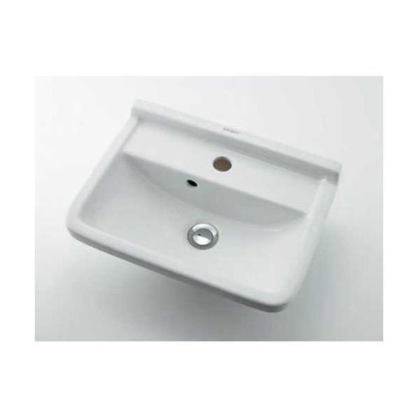 (送料無料(一部地域除く)・代引不可)カクダイ 壁掛手洗器 #DU-0750450000 (L)