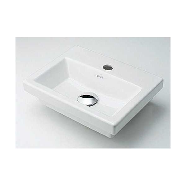 (送料無料(一部地域除く)・代引不可)カクダイ 壁掛手洗器 #DU-0790400000 (L)