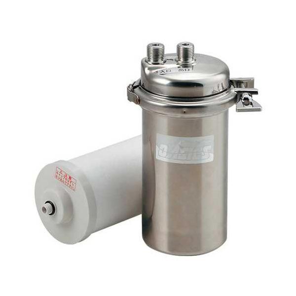 (送料無料(一部地域除く)・代引不可)カクダイ 業務用浄水器 #KZ-OASM2 (L)