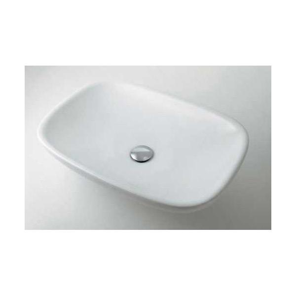 (送料無料(一部地域除く)・代引不可)カクダイ 丸型洗面器 #LY-493202 (L)