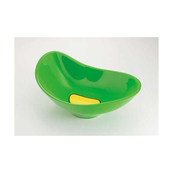 (送料無料(一部地域除く)・代引不可)カクダイ 手洗器 空豆 #MR-493222GR (L)