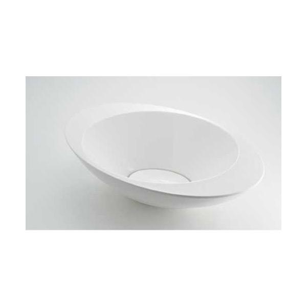 (送料無料(一部地域除く)・代引不可)カクダイ 丸型洗面器 #MR-493225 (L)