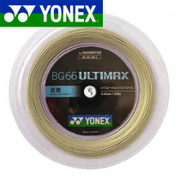 YONEX (Yonex) Badminton string BG66 アルティマックス 200 m BG66UM roll-2 30% off