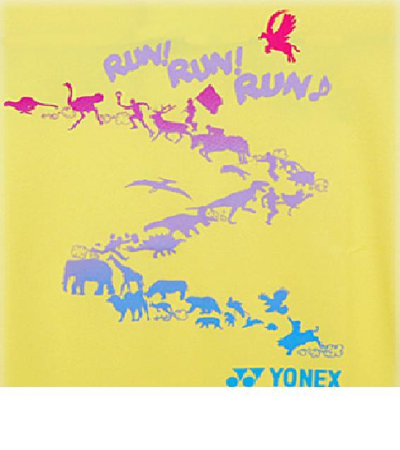 [Rakuten market] YONEX (Yonex)-limited lady's berry cool T-shirt 16142Y