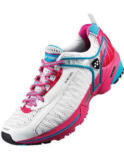 [Rakuten market] the YONEX (Yonex) running shoes power cushion 02 Lady's SHR02L 70% OFF country