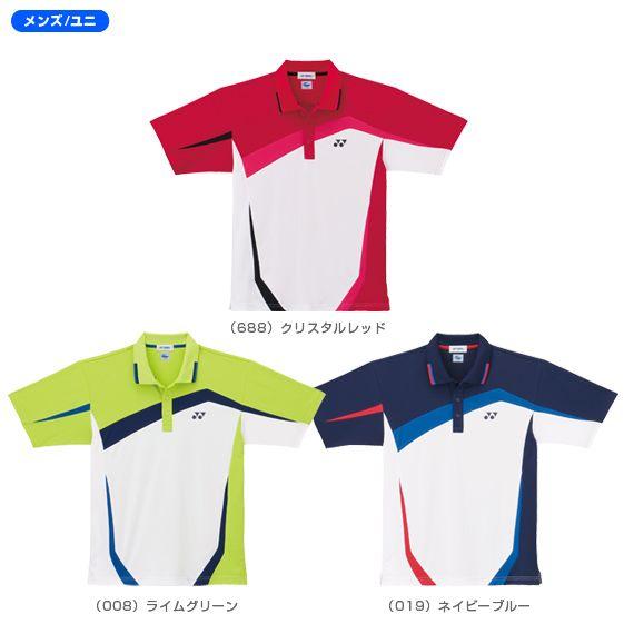 [Rakuten market] YONEX (Yonex) UNI (uni-) polo shirt 10109