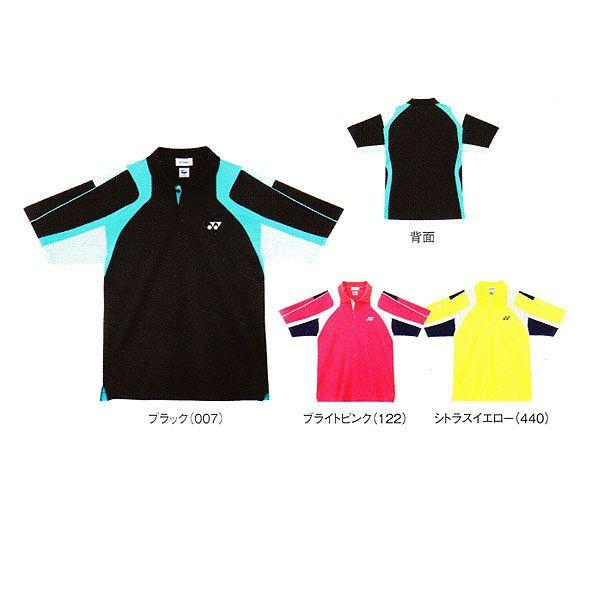 [Rakuten market] YONEX (Yonex) UNI (uni-) polo shirt 10104
