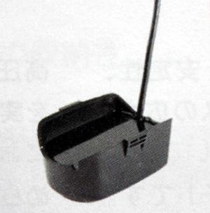 ハミンバード 振動子 XTM-9-SI-180-T エレキタイプ 798ciHDSI用 【お取り寄せ対応商品】