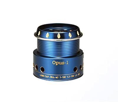( EVERGREEN ) Evergreen Opus 1 スペシャルスプール shallow # blue
