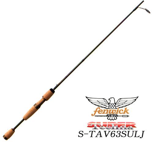 ティムコ フェンウィック スーパーテクナ S-TAV63SULJ 【大型商品】