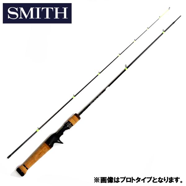 スミス(SMITH) ビースティッキートラウト 本山博之モデル BST-HM55UL/C【大型商品】