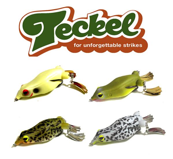 補充彩色! tekkerurua(Teckel Lure)tekkerufurogguhonka(HONKER)