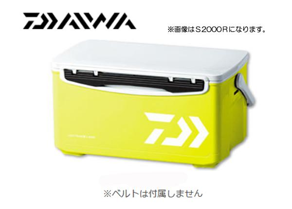 大和(DAIWA)LT后备箱3 S3000RJ黄色