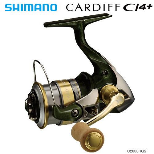 Shimano(SHIMANO)12加的夫CI4+C2000HGS