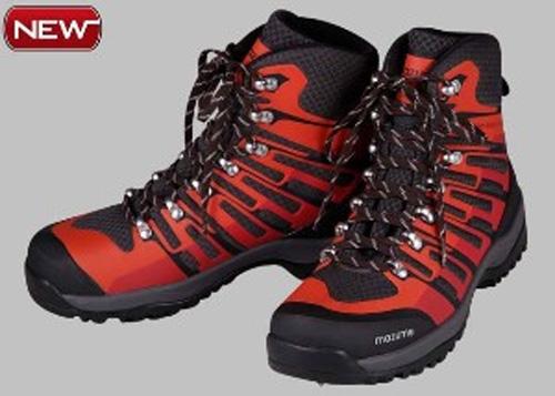 mazume(mazume)釘鞋長筒靴#紅MZWD-203