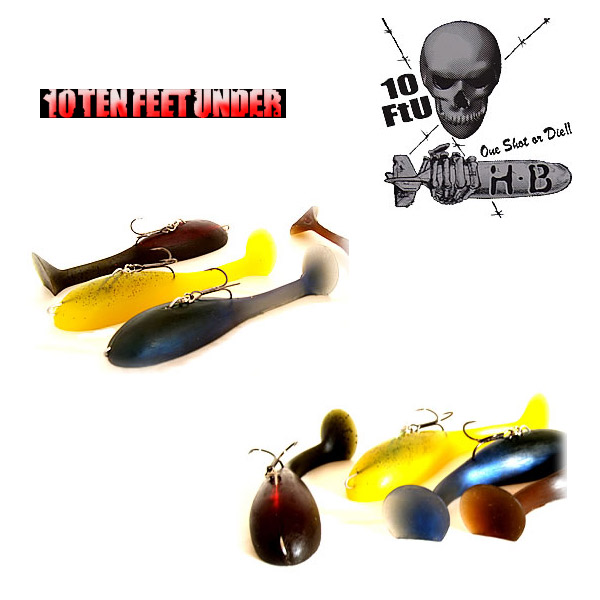 Tenfeatunder (10 FTU) head bomb Babu