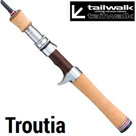 国内発送 テイルウォーク(tailwalk) トラウティア(Troutia) 55L/C ベイトキャスティングモデル【大型商品】, ORIGINAL PRINT CloveR:5add46a6 --- clftranspo.dominiotemporario.com