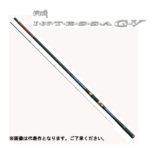 がまかつ がま磯 インテッサG-5 1号 【お取り寄せ対応商品】【大型商品】