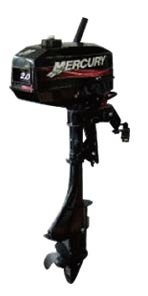 ( MERCURY ) Mercury Outboard machine 2.0 M 2 HP two-stroke