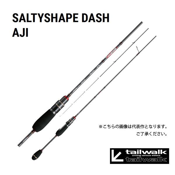 テイルウォーク(tailwalk) ソルティシェイプダッシュ アジ(SALTYSHAPE DASH AJI) 63/SL【大型商品】