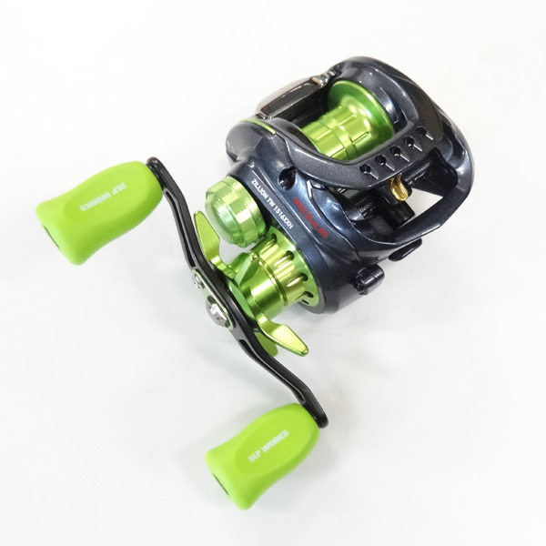Daiwa x SLP works x taniyama MC zillion TW 1516XXH dextral without come dream limited edition model