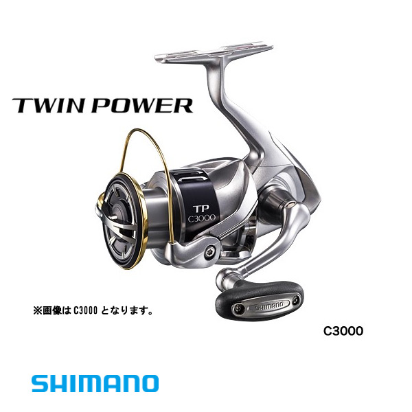 Shimano(SHIMANO)15個界內功率C3000HG