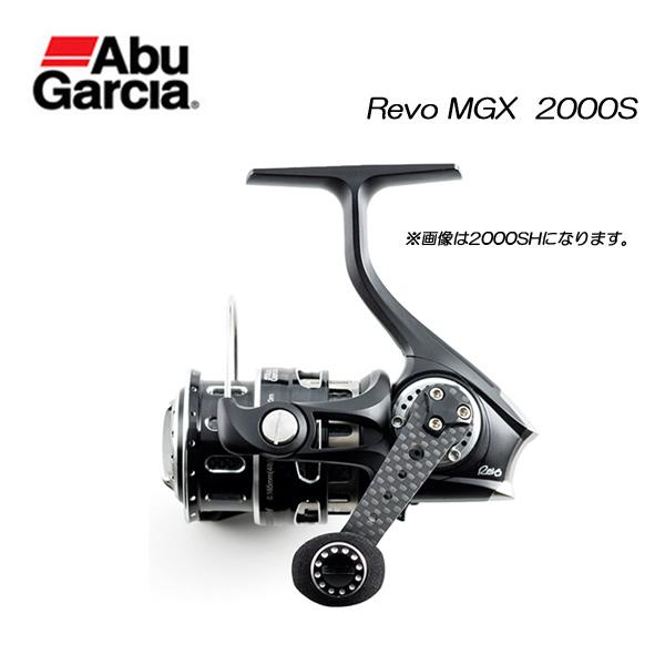 アブガルシア レボ MGX 2000S【送料無料!】
