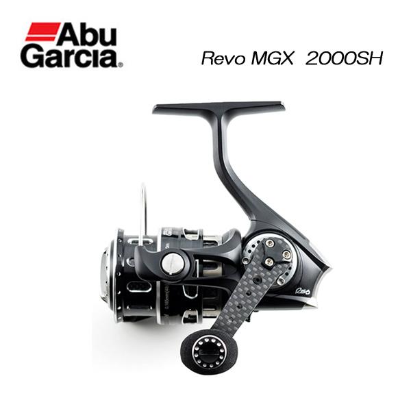 アブガルシア レボ MGX 2000SH【送料無料!】
