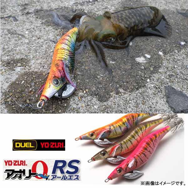 deyueruyozuriaori Q RS 3.5号DUEL YO-ZURI egi