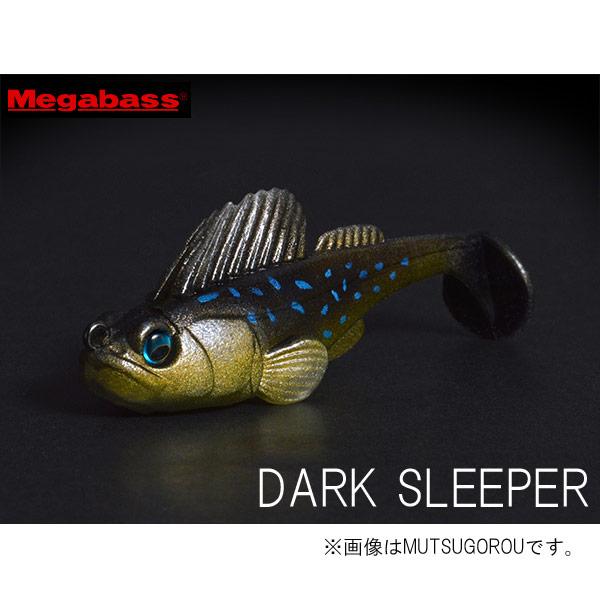 Megabus dark sleeper Megabass DARK SLEEPER