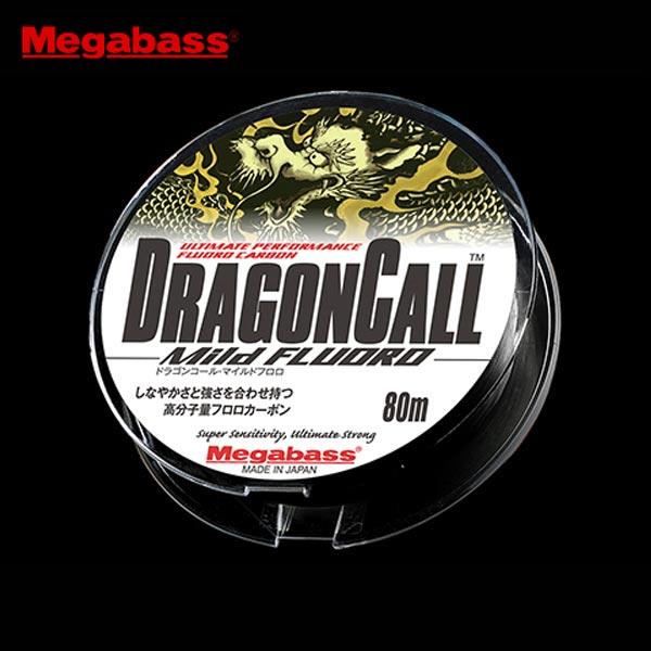 megabasudoragonkorumairudofuroro 80m 14~16lb Megabass DRAGONCALL