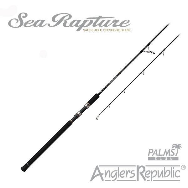 アングラーズリパブリック パームスエルア シーラプチャー SRJS-64M Anglers Republic Sea Rapture 【大型商品】