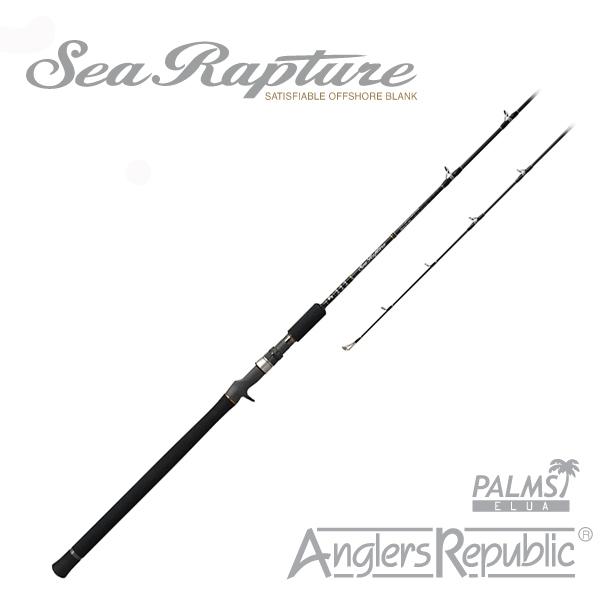 アングラーズリパブリック パームスエルア シーラプチャー SRJC-511ML Anglers Republic Sea Rapture 【大型商品】