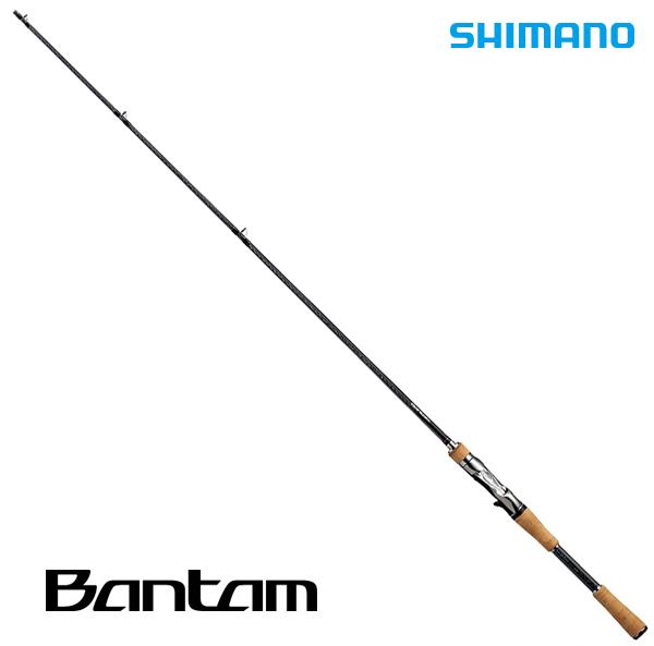 Shimano短腿雞168MH SHIMANO Bantam
