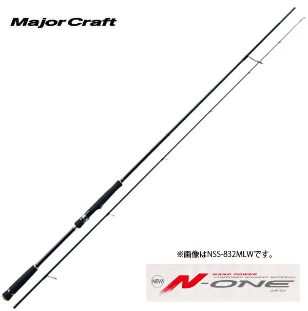 メジャークラフト エヌワン NSS-832MHW WINDシリーズ MajorCraft N ONE 【お取り寄せ商品】【大型商品】