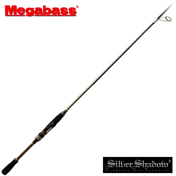 メガバス シルバーシャドウ SS-72MLS NEWモデル Megabass SILVER SHADOW 【お取り寄せ商品】【大型商品】