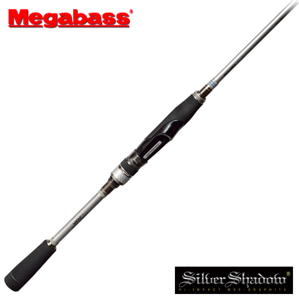 メガバス シルバーシャドウ SS-611MS NEWモデル Megabass SILVER SHADOW 【お取り寄せ商品】【大型商品】