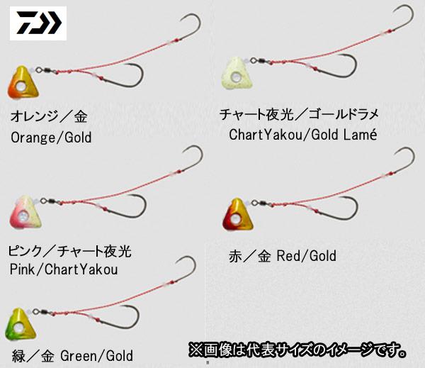 大和紅牙遊動Tenya+SS 12号约45g DAIWA KOUGA YUDOU TENYA+SS 12go about 45g