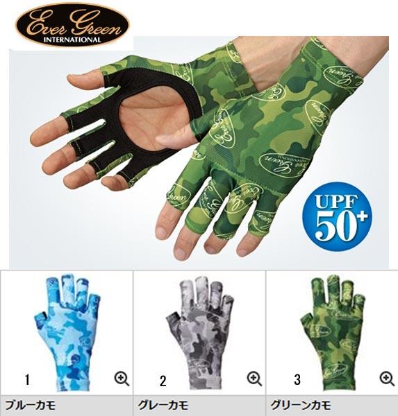 常綠樹E.G. UV cut手套EVERGREEN UV CUT GLOVE