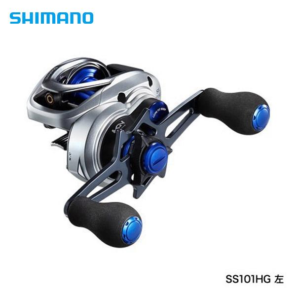 シマノ 17ステファーノSS 100HG SHIMANO 17Stephano SS 101HG 【送料無料】【お取り寄せ商品】