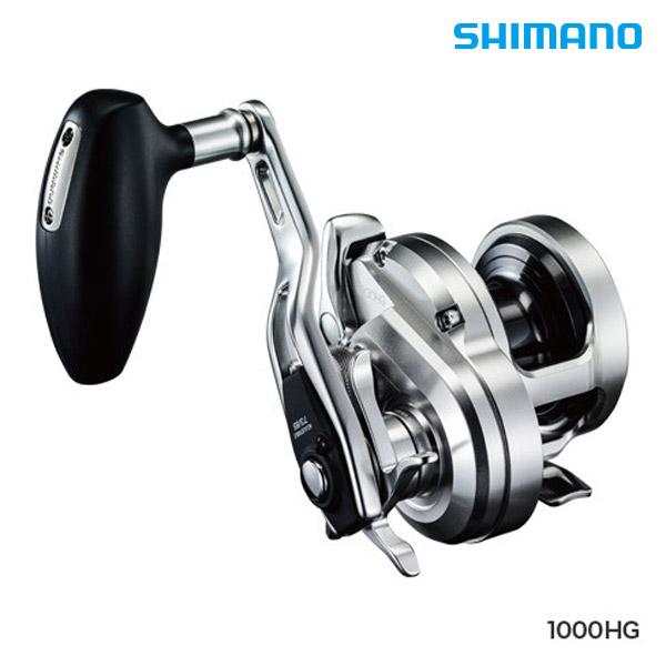 シマノ New 17オシアジガー 1001HG 左 SHIMANO NEW 17OCEA JIGGER 1001HG Left 【送料無料】【お取り寄せ商品】