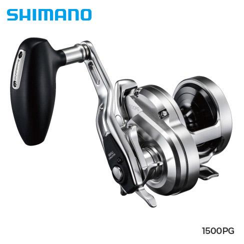 シマノ New 17オシアジガー 1500PG 右 SHIMANO NEW 17OCEA JIGGER 1500PG Right 【送料無料】【お取り寄せ商品】