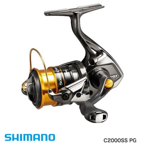 シマノ New ソアレ CI4+ C2000SS PG SHIMANO Soare CI4+ C2000SS PG 【送料無料】【お取り寄せ商品】