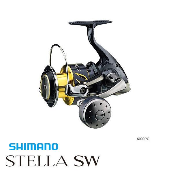 シマノ 13ステラSW 6000XG 【送料無料】【お取り寄せ商品】